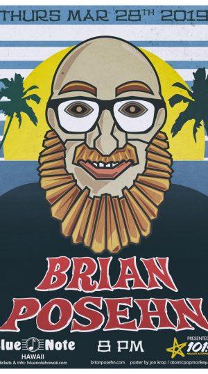 Brian Posehn - 2019 Blue Note