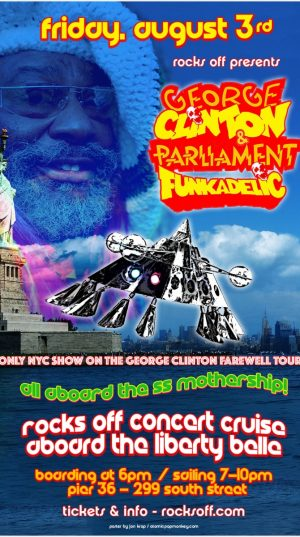 George Clinton PFunk 2018