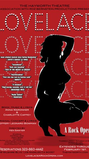 Lovelace - A Rock Opera