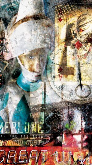Merlowe & The Dry Tear- Diamond Dust
