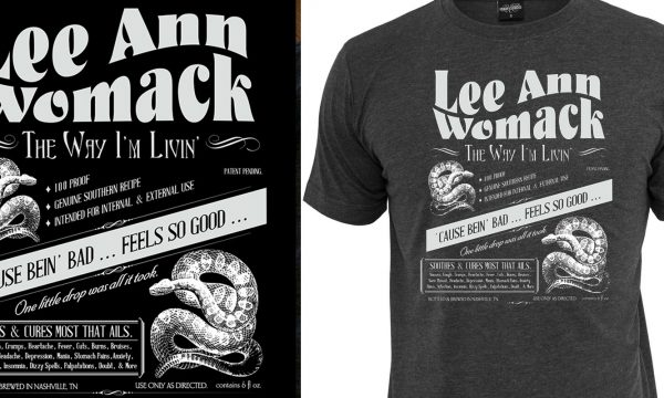 Lee Ann Womack - The Way I'm Living Tour