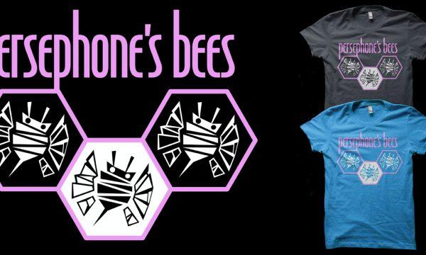 Persephone's Bee - Honeycombs